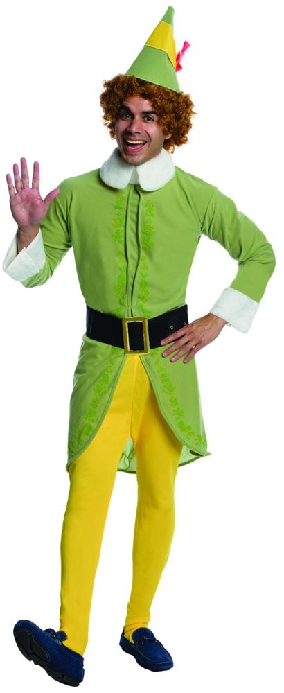 Buddy the Elf Adult Mens Costume