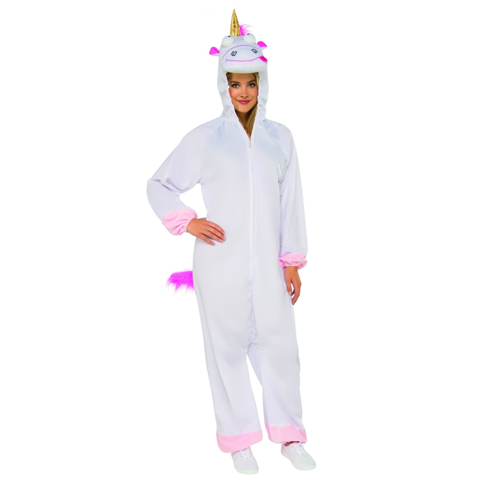 Despicable Me 3 Fluffy Adult Unisex Costume