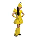 Pikachu-Dress-Child-Costume