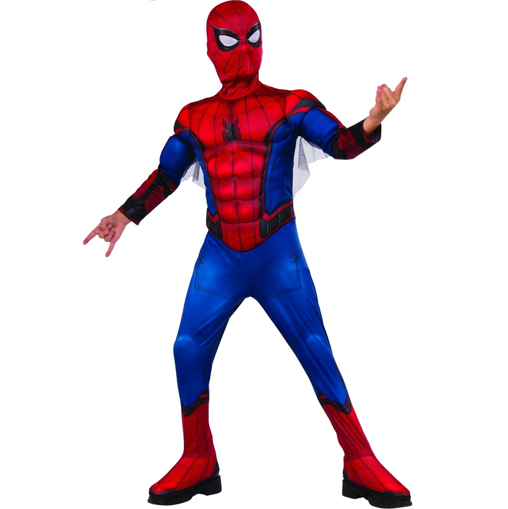 Spider-Man Homecoming Deluxe Child Costume 630731
