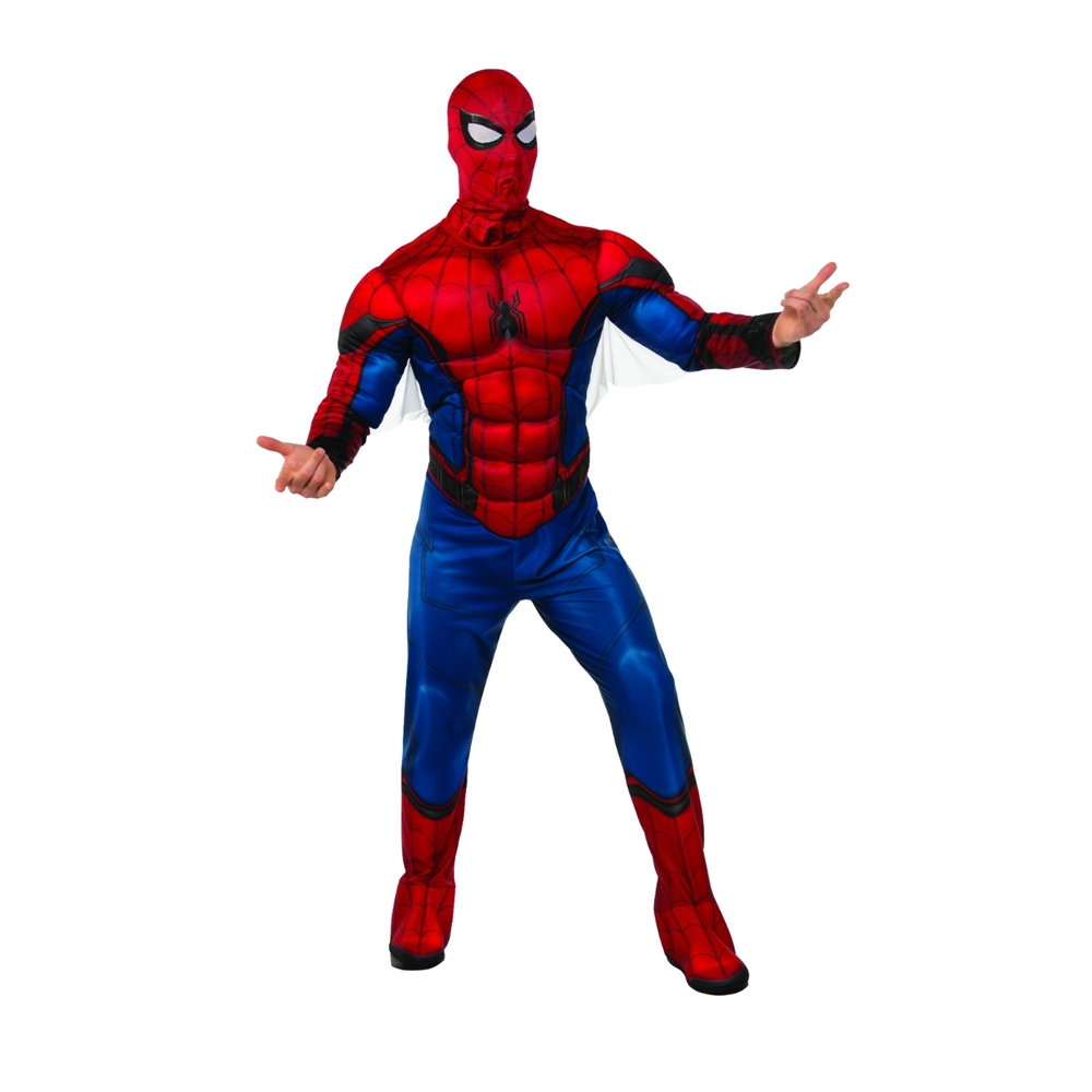 Spider-Man Homecoming Deluxe Adult Mens Costume 820685
