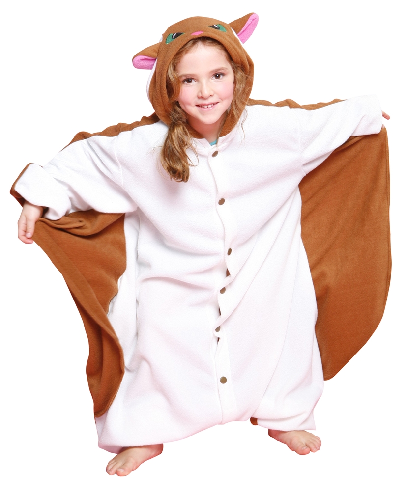 costume adult flying Bcozy squirrel