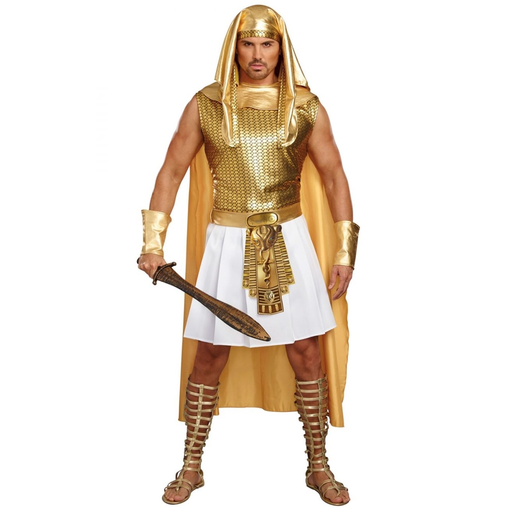 Ramses Egyptian King Adult Mens Costume