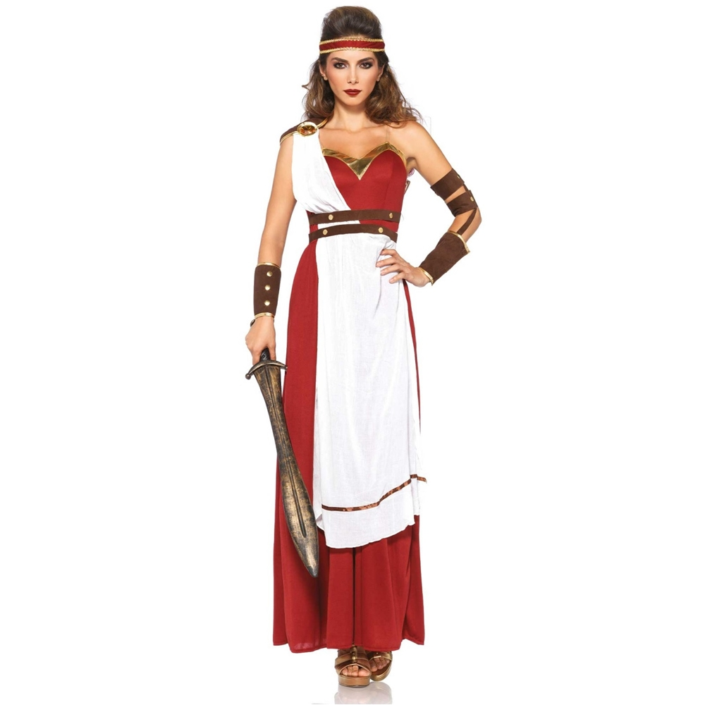 Spartan Goddess Adult Womens Costume