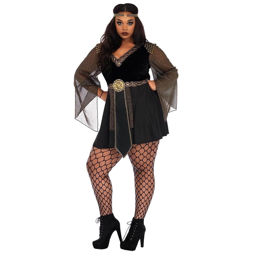Www Halloween Decorating Ideas: Glamazon Warrior Adult Womens Plus Size Costume