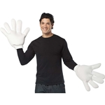 Oversized-White-Cartoon-Gloves