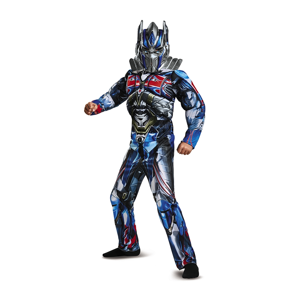 Transformers: The Last Knight Optimus Prime Child Costume