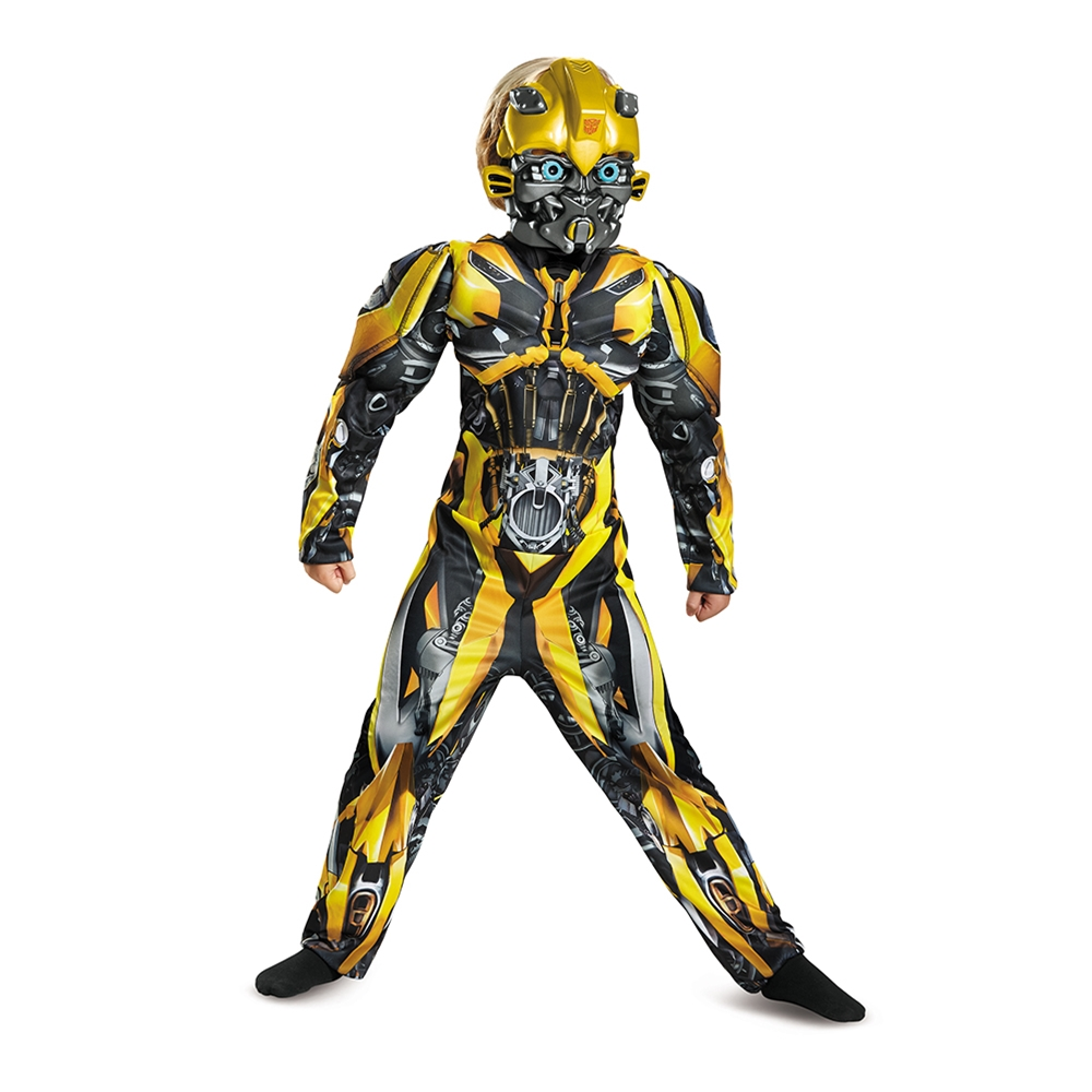 Transformers: The Last Knight Bumblebee Child Costume
