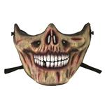 Skull-Mouth-Half-Mask