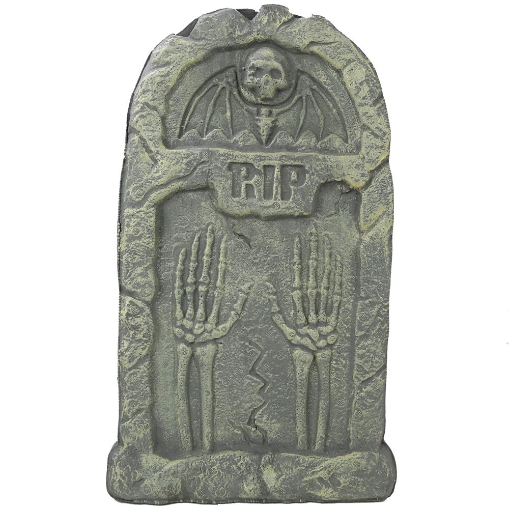 Rip Tombstone 21in 393974 Trendyhalloween Com