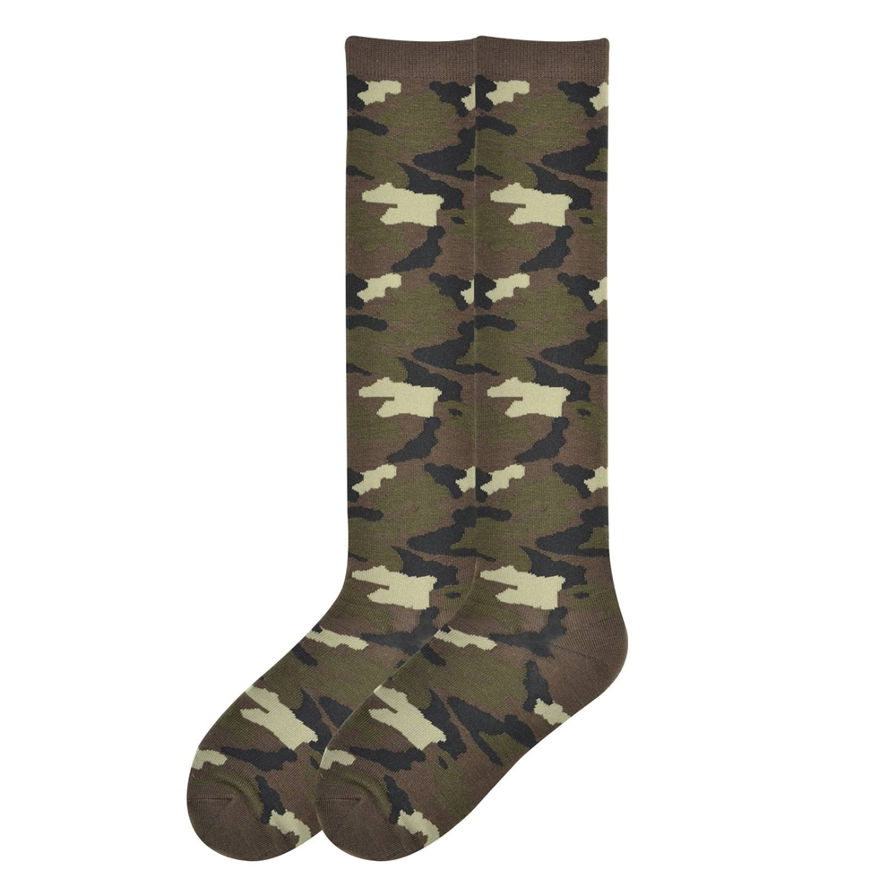 Camo Woman Socks