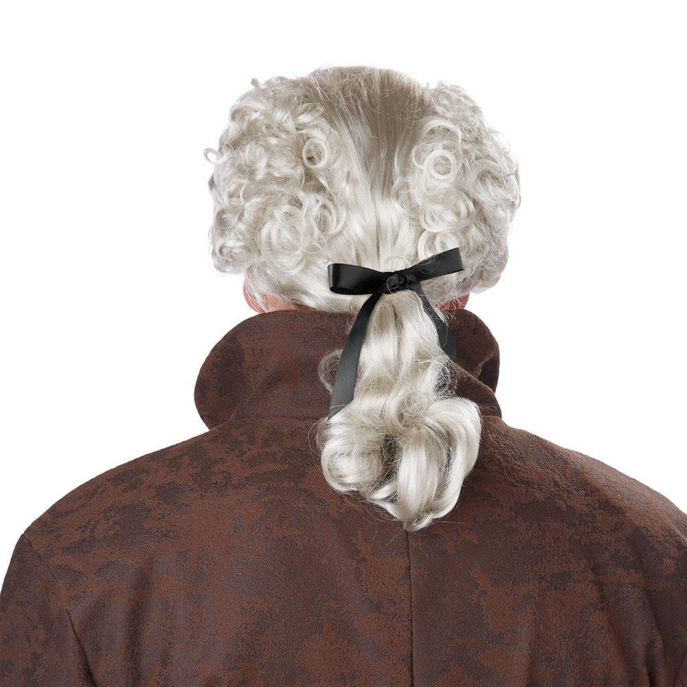 18th Century Peruke Adult Wig 394169 Trendyhalloween Com