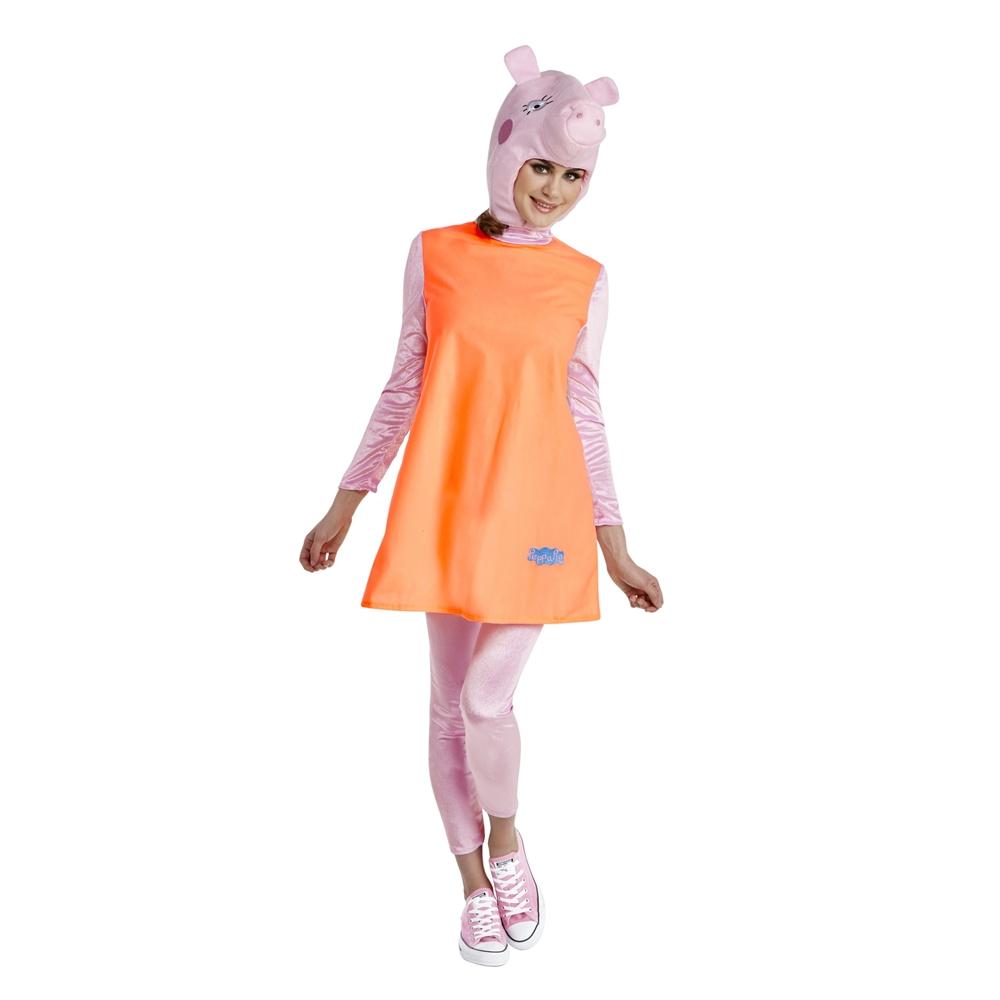 Www Halloween Decorating Ideas: Peppa Pig Mummy Adult Womens Costume