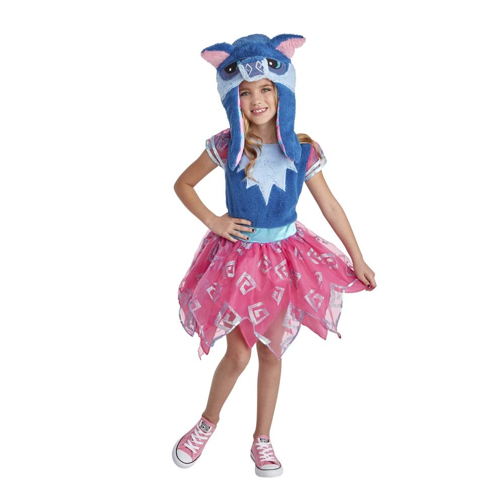 Www Halloween Decorating Ideas: Animal Jam Happy Rowdy Wolf Child Costume