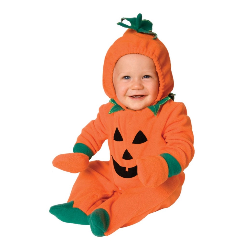 Pumpkin onesie infant costume 394265 - Costume halloween bebe ...