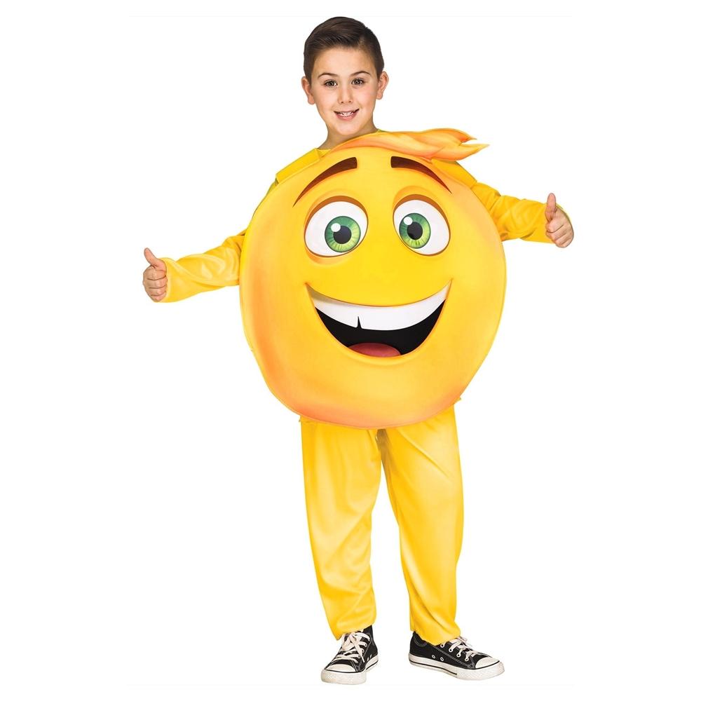 Emoji Movie Gene Child Costume