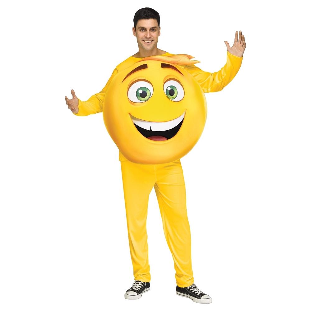 Emoji Movie Gene Adult Unisex Costume