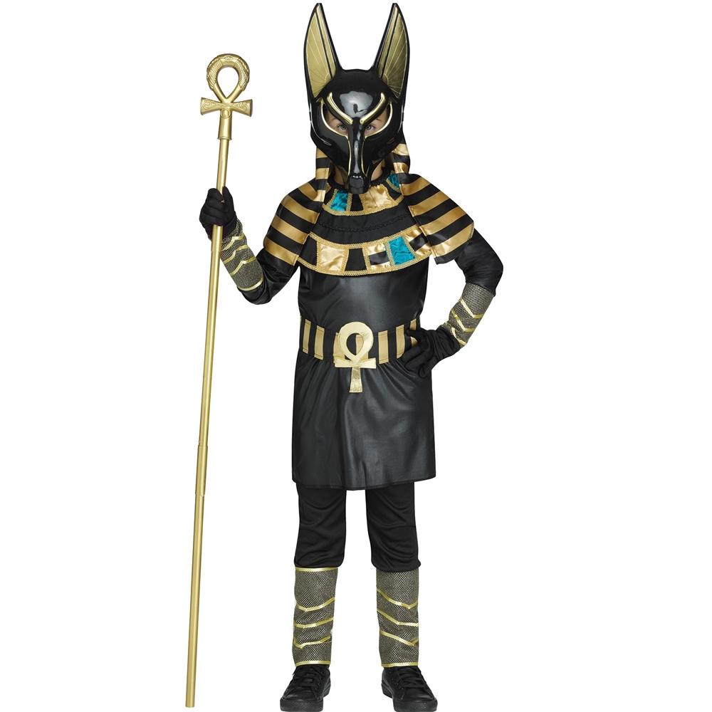 Anubis God of the Underworld Child Costume