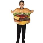 Cheeseburger-Child-Costume