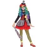 Freak-Show-Clown-Dress-Child-Costume