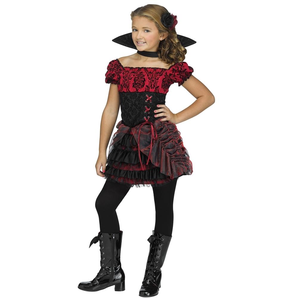 La Vampira Child Costume