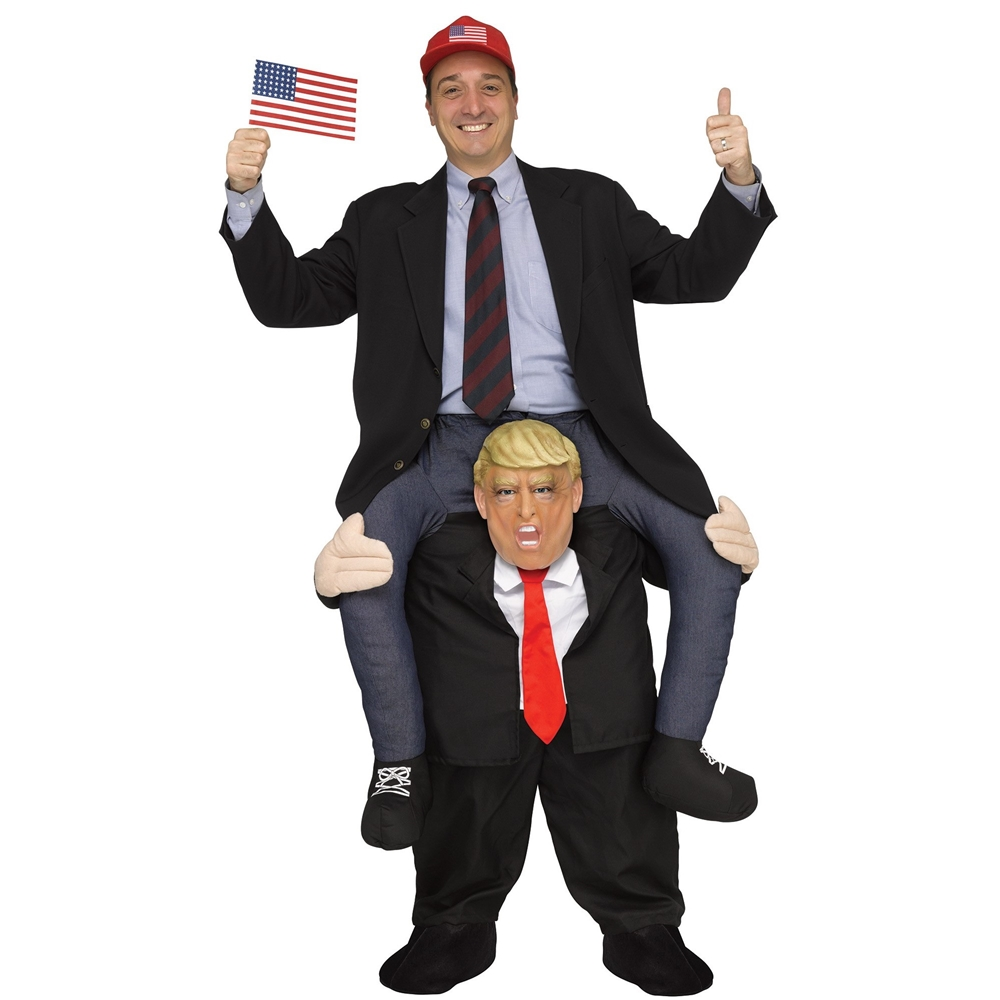 Carry Me Mr. President Adult Mens Costume