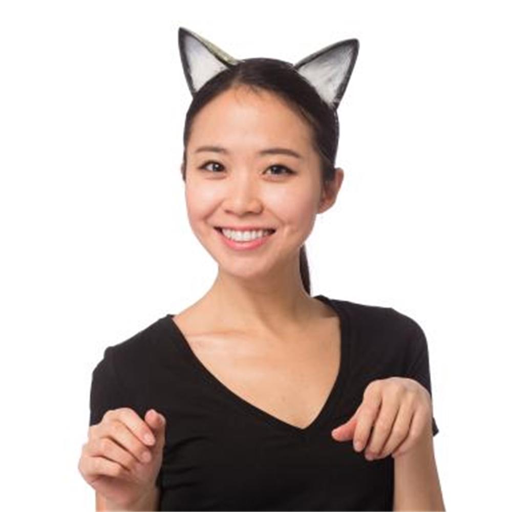 Soft Cat Ears Headband