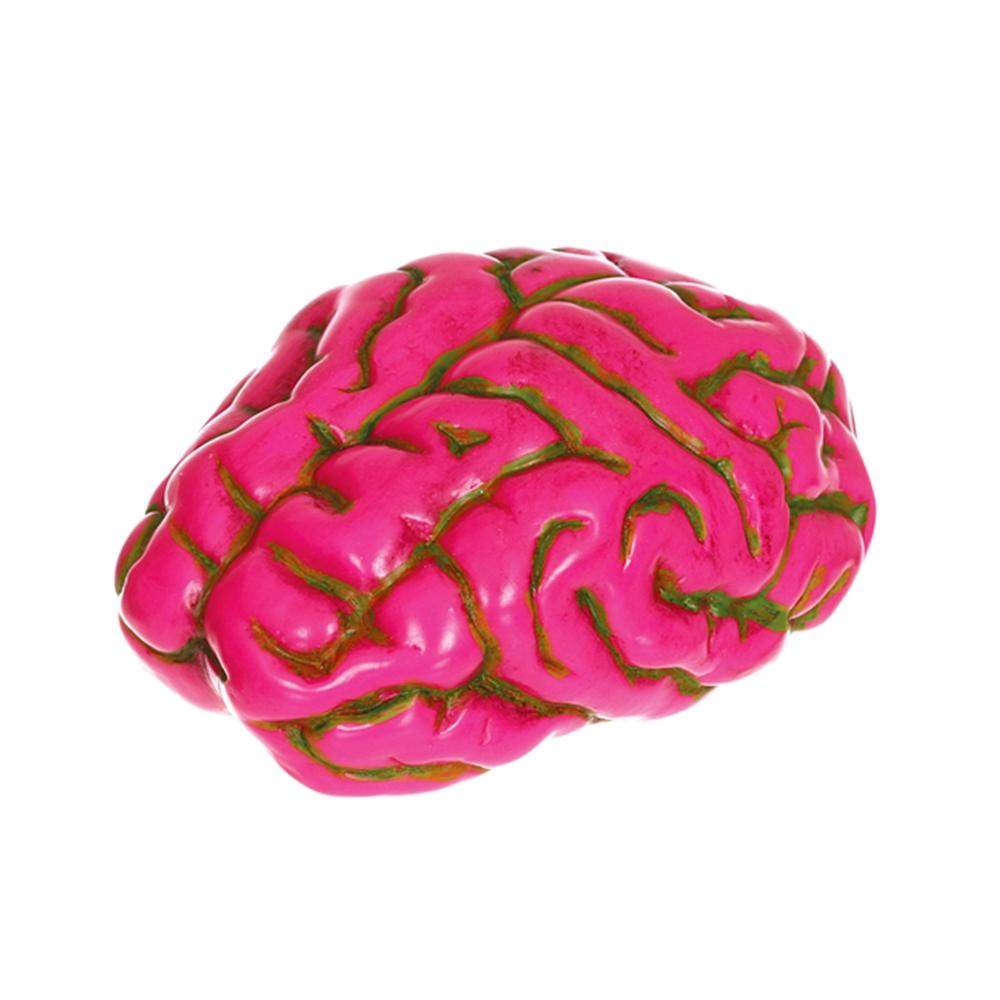 Realistic Neon Brain