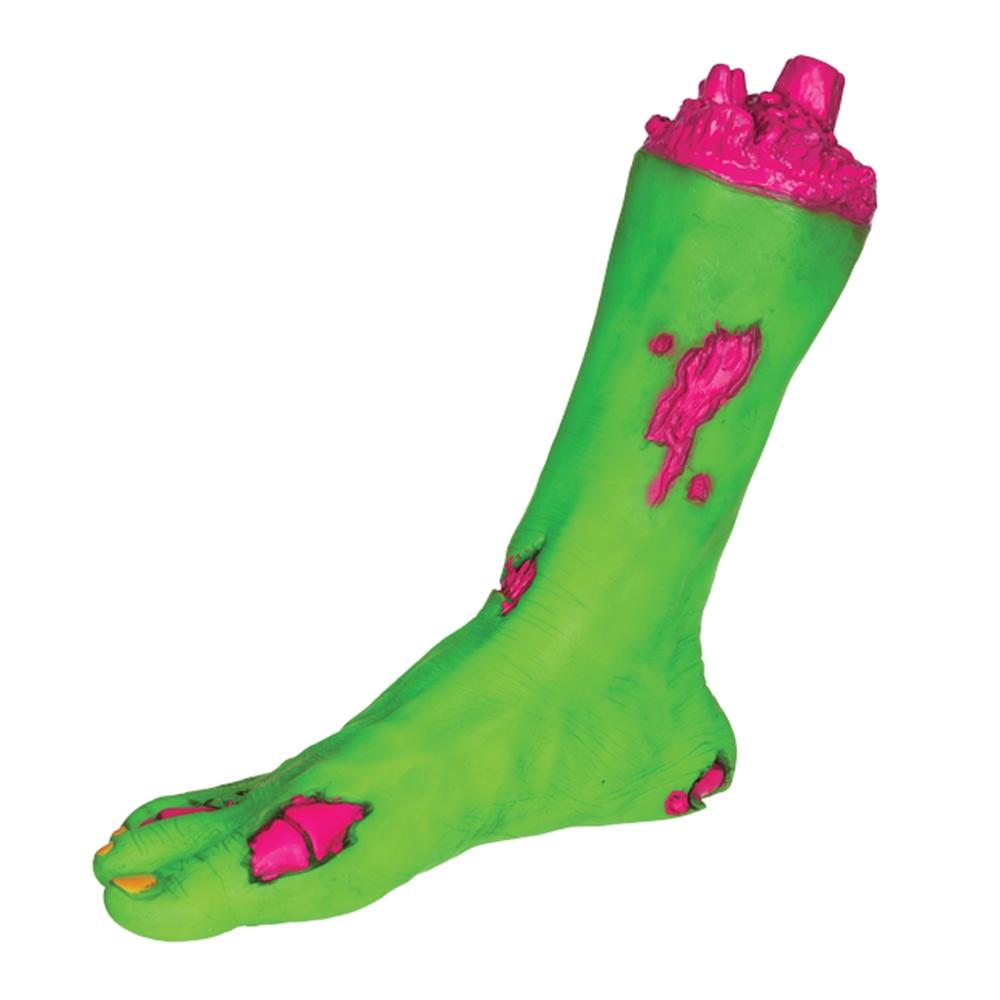 Neon Zombie Foot