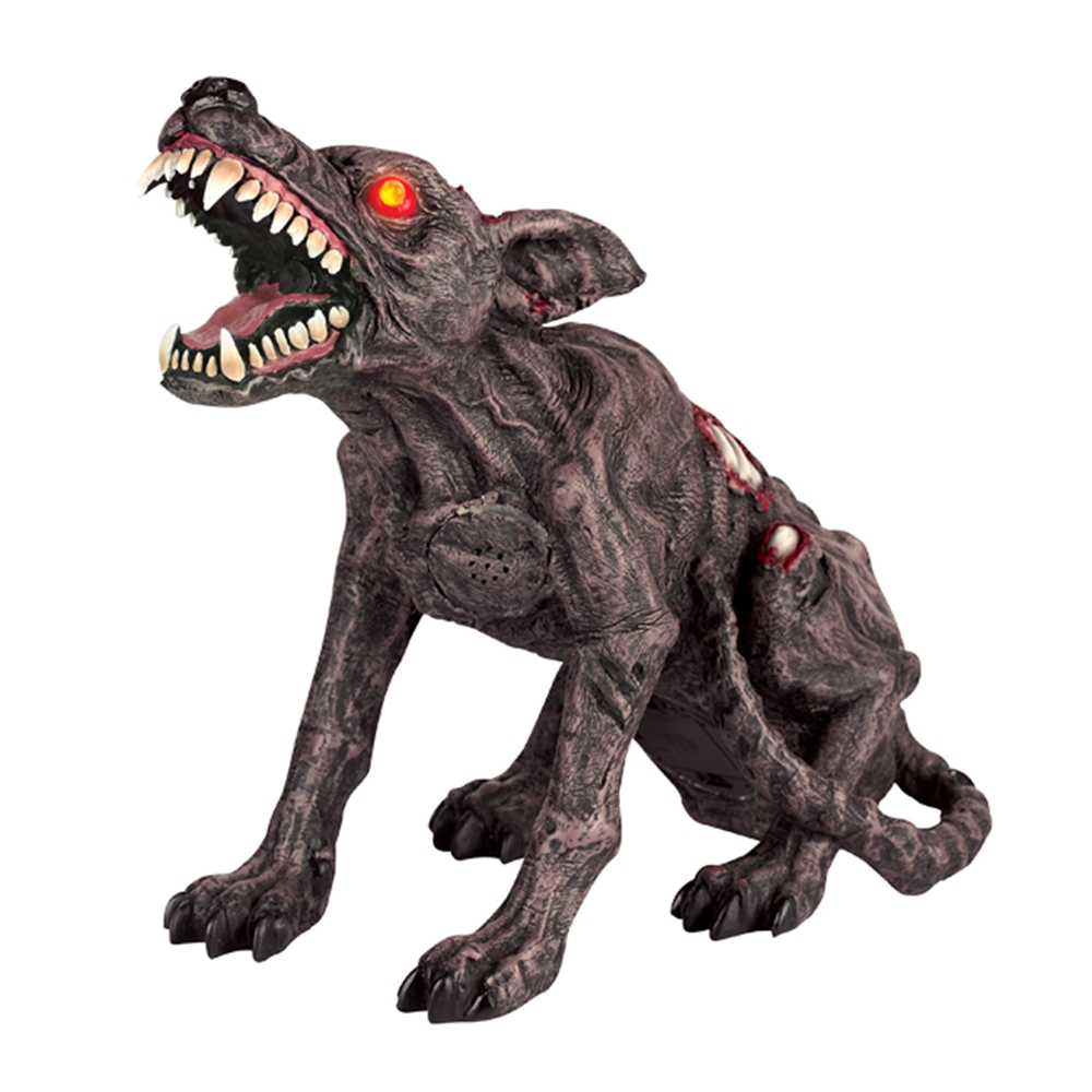 Zombie Attack Dog Prop
