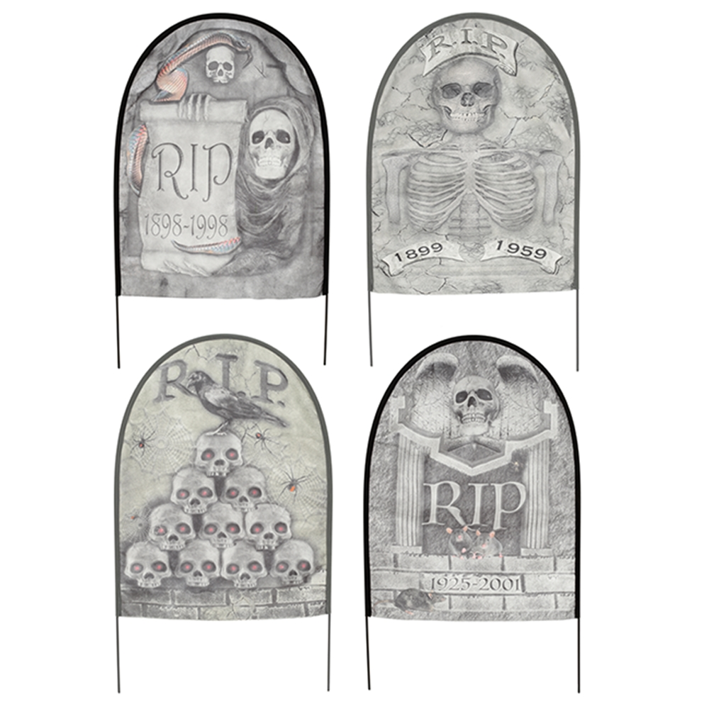 Fabric Tombstones 4ct