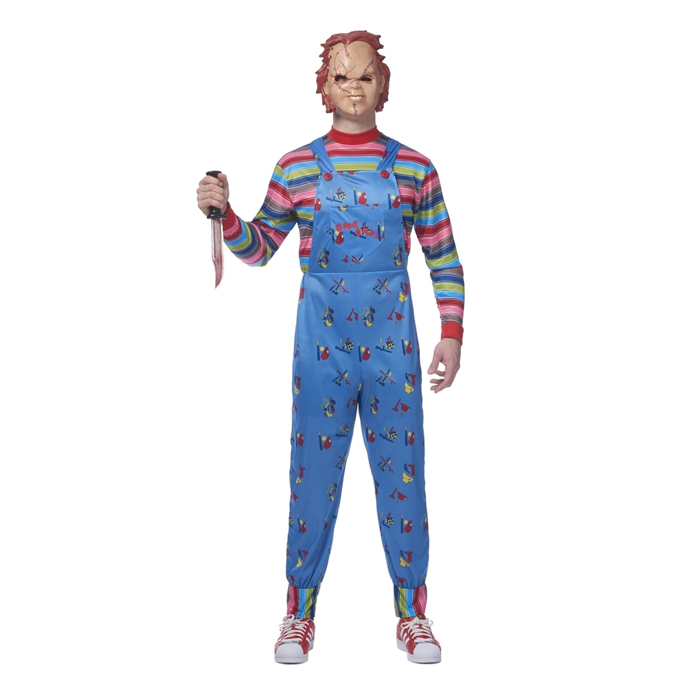 Seed of Chucky Classic Adult Mens Costume 49582