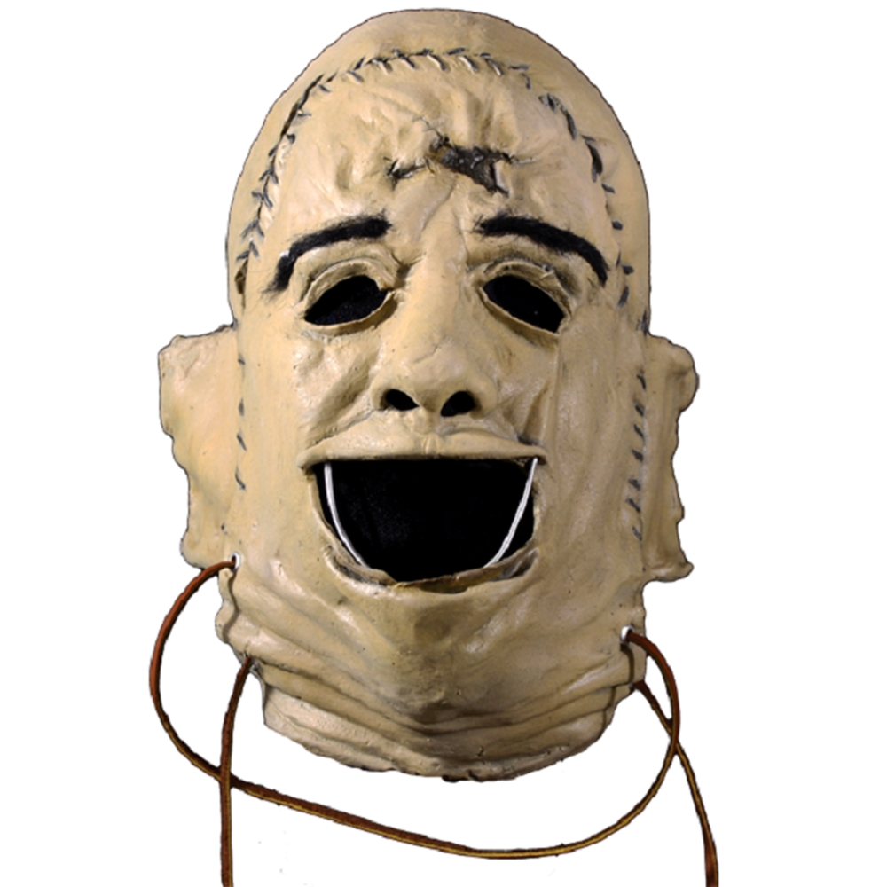 Texas Chainsaw Massacre 1974 Leatherface Face Mask CDRL104