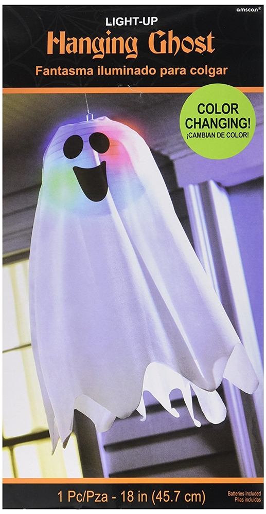 how to make a hanging ghost