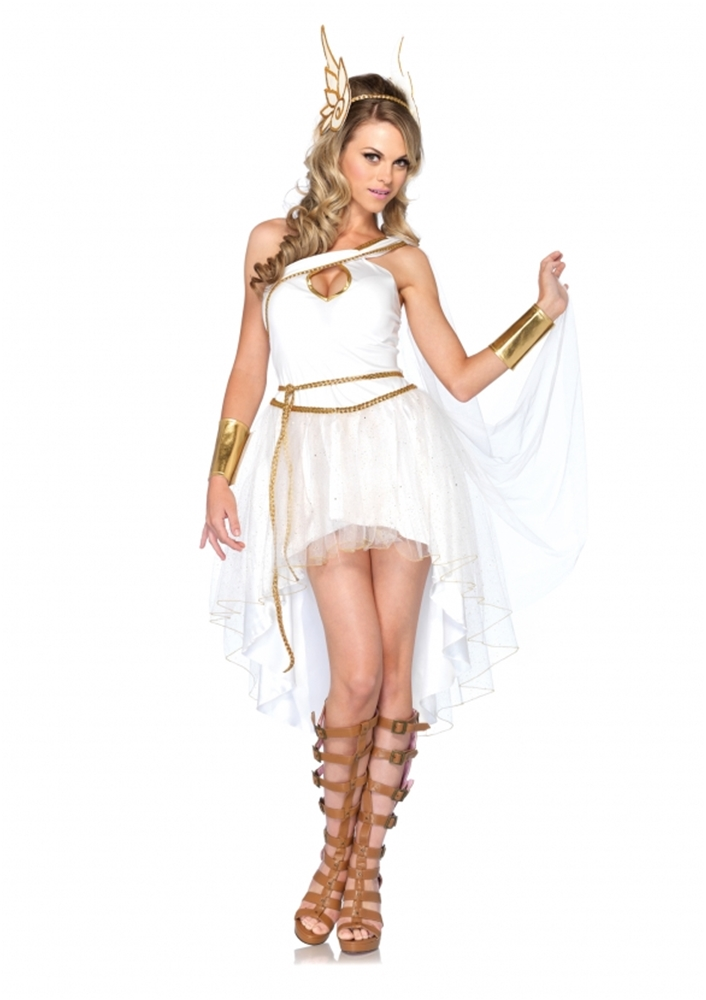 Goddess Hermes Adult Womens Costume