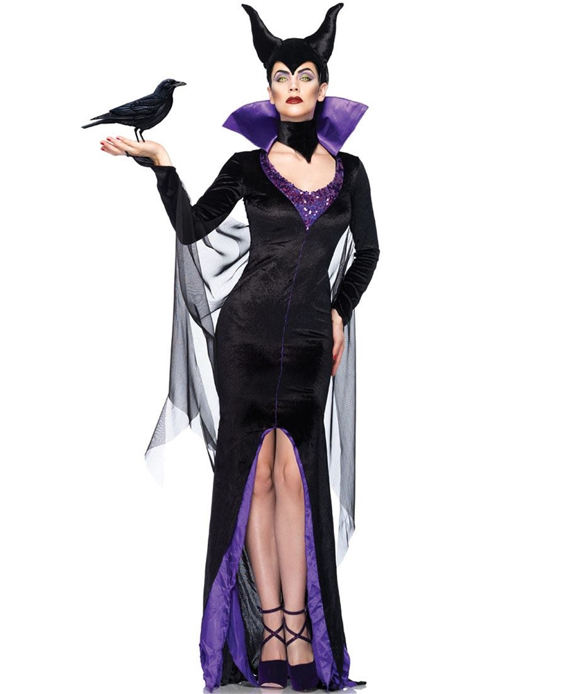 Maleficent Adult Womens Costume (Womens Costumes)