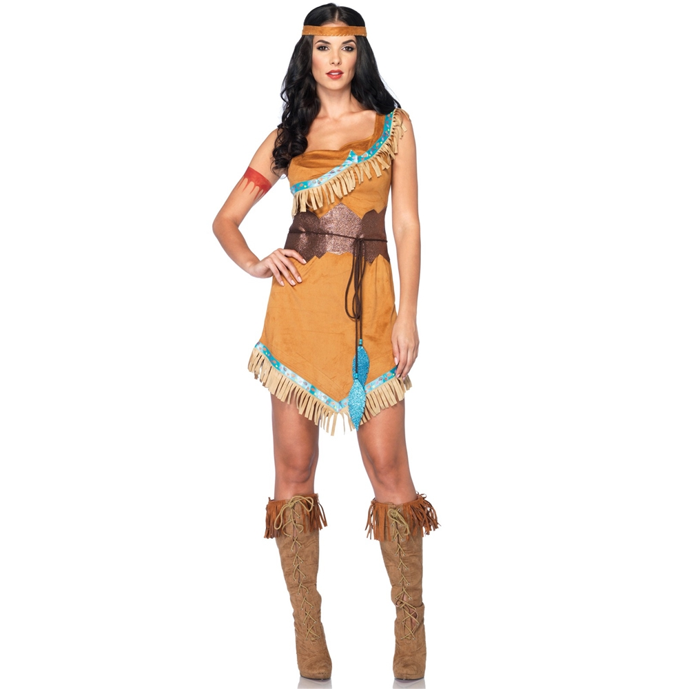 Pocahontas Adult Womens Costume
