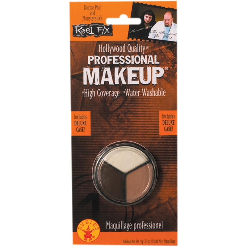 Professional 3 Color Makeup Kit