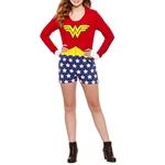 Wonder-Woman-Juniors-Romper