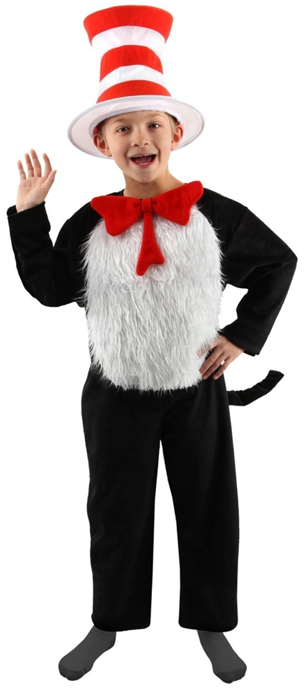 Cat In The Hat Child Costume