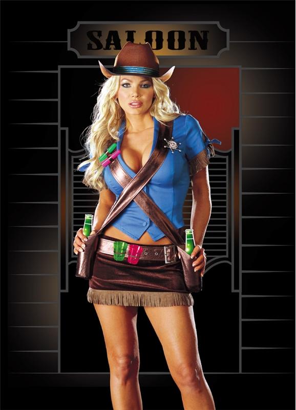 Shoot Em Up Cowboy Adult Costume 4007