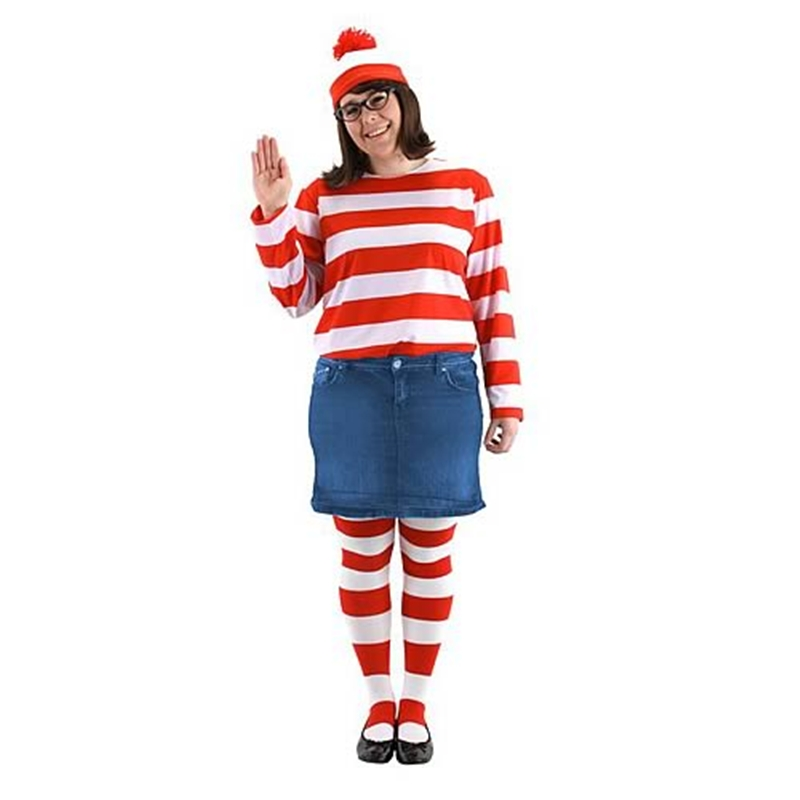 Wenda Adult Womens Plus Size Costume