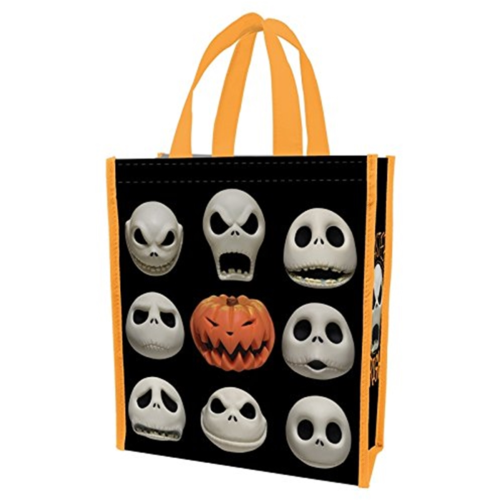 Nightmare Before Christmas Small Recycled Tote