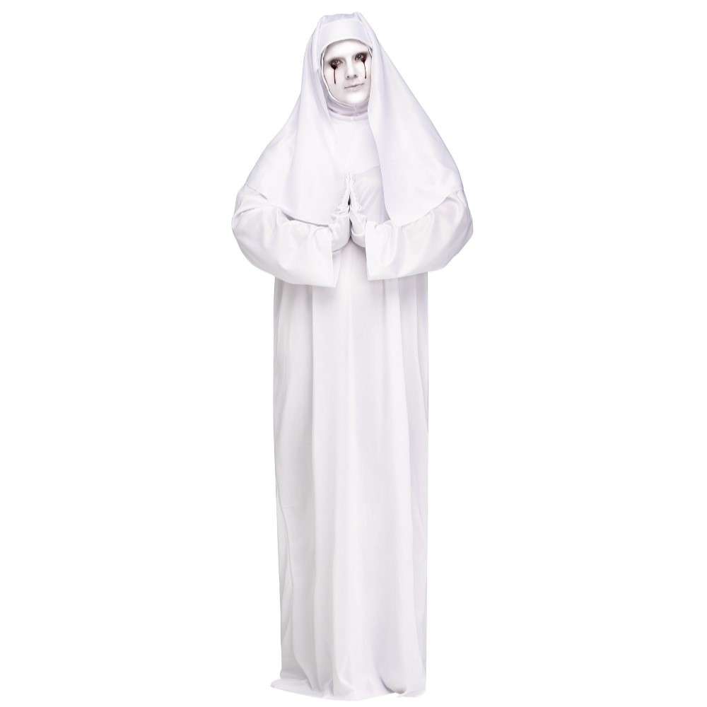 Sister Scary Mary Adult Womens Plus Size Costume