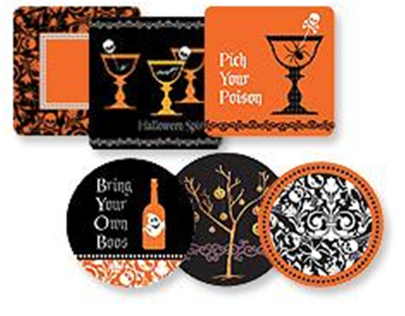 Shocktail Coasters 12pk