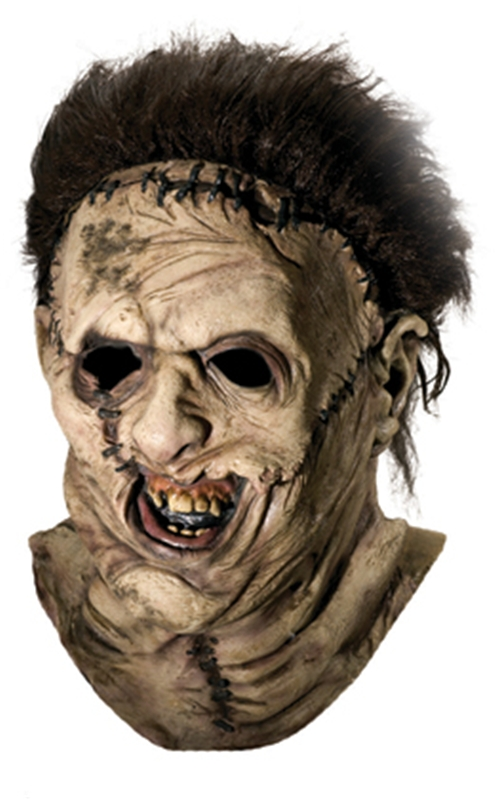 The Texas Chainsaw Massacre Leatherface Deluxe Overhead Latex Mask