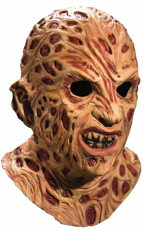 Image of Freddy Deluxe Adult Mask