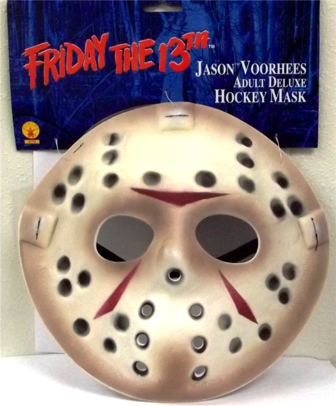 Jason Voorhees Deluxe Hockey Mask