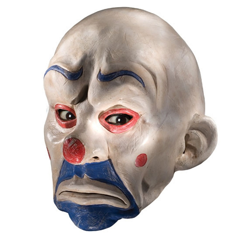 Joker Clown Adult Mask - The Dark Knight