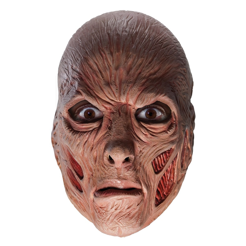 Freddy Krueger 3/4 Teen Mask by Rubies